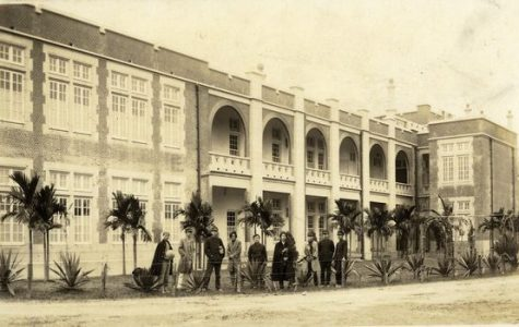 The beginning of the College of science