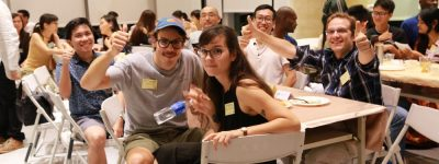 2018 Taiwan International Graduate Program Welcome Party for New Students生科