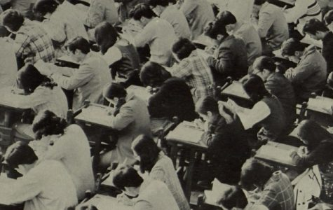 Old-time exam